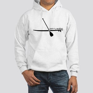 Zen on the Water Hooded Sweatshirt