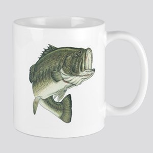 Large Mouth Bass Mug