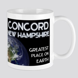 concord new hampshire - greatest place on earth Mu