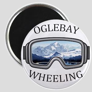 Oglebay Resort - Wheeling - West Virgini Magnets