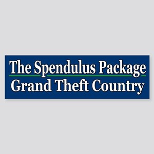 The Spendulus Package