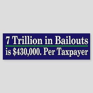 Trillions in Bailouts