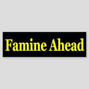Famine Ahead