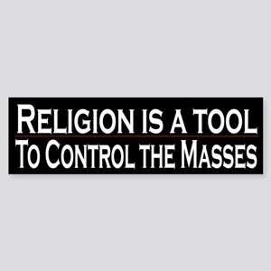 Religion is a tool to control the masses