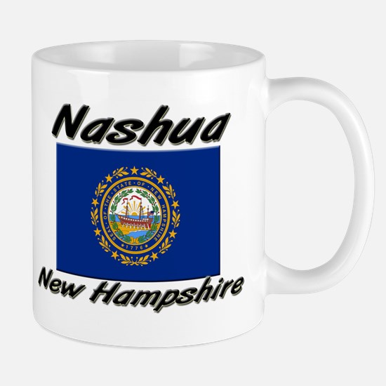 Nashua New Hampshire Mug
