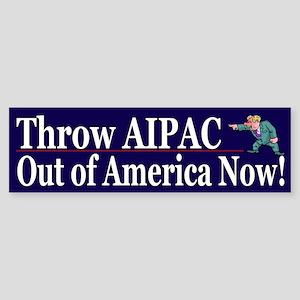 Funny Political Lobbyist Bumper Sticker