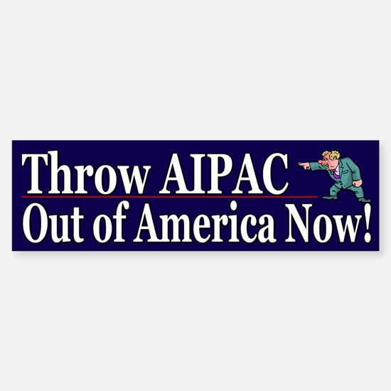 Funny Political Lobbyist Bumper Bumper Bumper Sticker