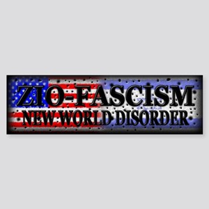 Zio Fascism - New World Disorder