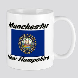 Manchester New Hampshire Mug