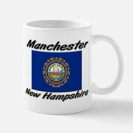 Manchester New Hampshire Mug