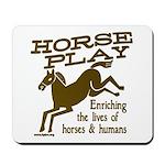Horse Play Mousepad