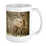 Large Horse Play Mug