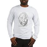 Joe's Head Long Sleeve T-Shirt