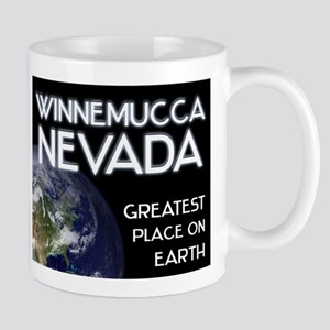 winnemucca nevada - greatest place on earth Mug