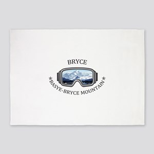 Bryce Resort - Basye-Bryce Mounta 5'x7'Area Rug