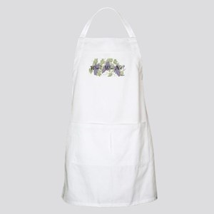 Wine? Wine Not? Apron