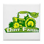 DF Tractor Tile Coaster