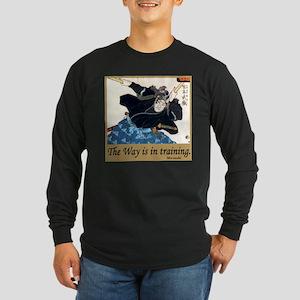 Musashi Long Sleeve Dark T-Shirt