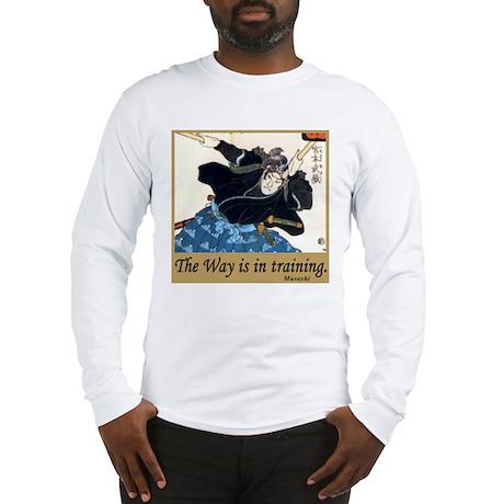Musashi Long Sleeve T-Shirt