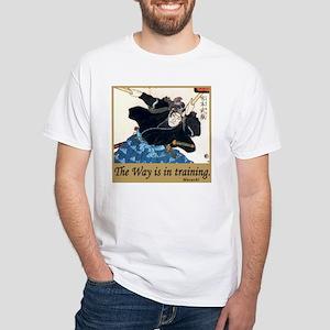 Musashi White T-Shirt