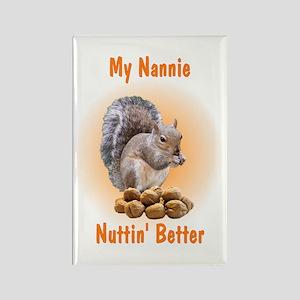 Nannie Rectangle Magnet