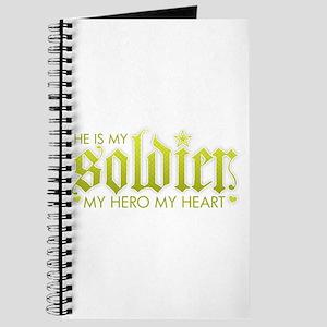 My Solder My Hero My Heart Journal