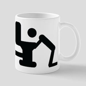 hang over icon Mug