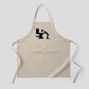 hang over icon BBQ Apron