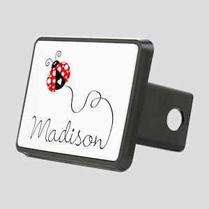 Ladybug Madison Rectangular Hitch Cover