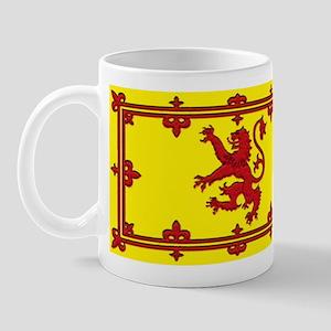 Scotland Scottish Blank Flag Mug