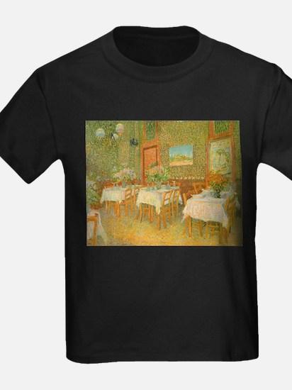 Van Gogh Interior of a Restaurant T