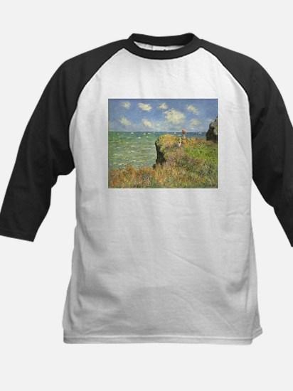 Claude Monet, Cliff Walk at Pourville Tee