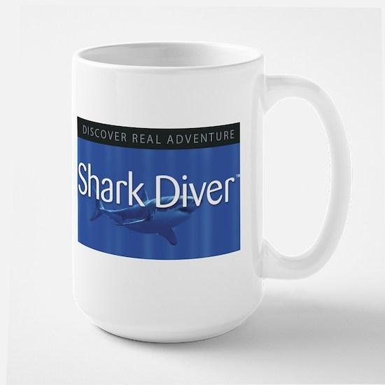Brand Logo Shark Diver Jet Fuel Mug