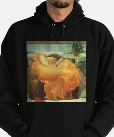 Flaming June by Leighton Hoodie (dark)