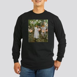 Carnation, Lily, Lily, Rose by Sargent Long Sleeve