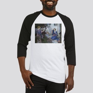 Annunciation by JW Waterhouse Baseball Jersey