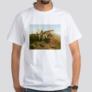 Prowlers of the Prairie White T-Shirt