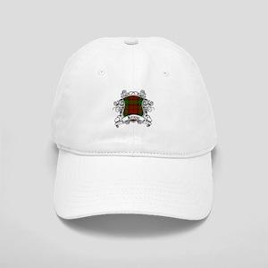 Kerr Tartan Shield Cap