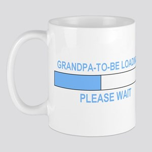 GRANDPA-TO-BE LOADING... Mug