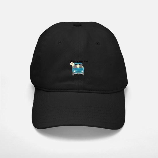 P Mini Van Baseball Hat