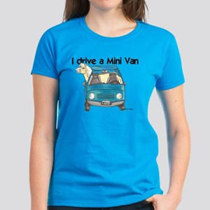 P Mini Van Women's Dark T-Shirt