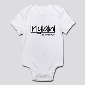 """Ryan Anti Drug"" Infant Bodysuit"