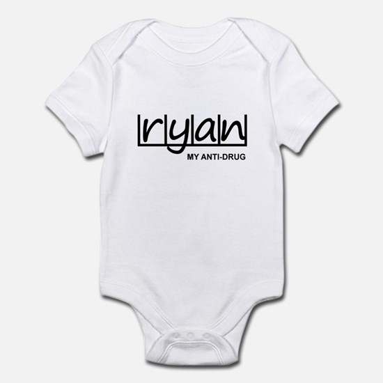 """Ryan Anti Drug"" Infant Bodysuit"