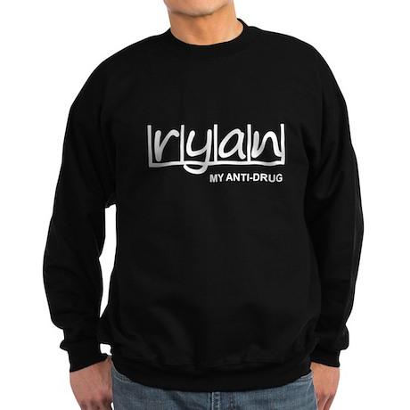 """Ryan Anti Drug"" Sweatshirt (dark)"