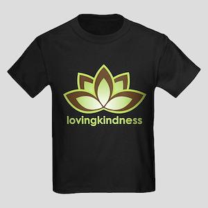 Loving Kindness Kids Dark T-Shirt