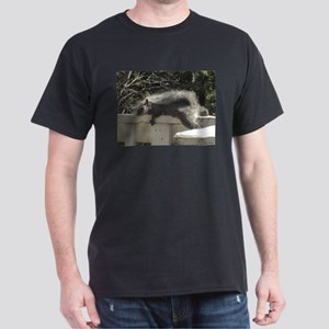 Bum Squirrel Dark T-Shirt