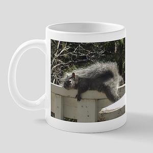 Bum Squirrel Mug