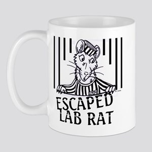 Escaped Lab Rat Mug