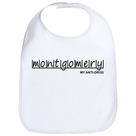 """Montgomery Anti Drug"" Bib"