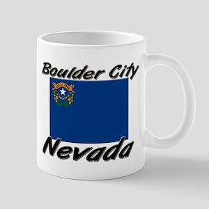 Boulder City Nevada Mug